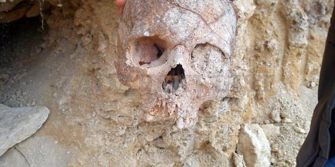 """Pronađen ljudski kostur zvan """"Kosturko"""""""