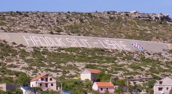 Hajduk- Split- Lišane